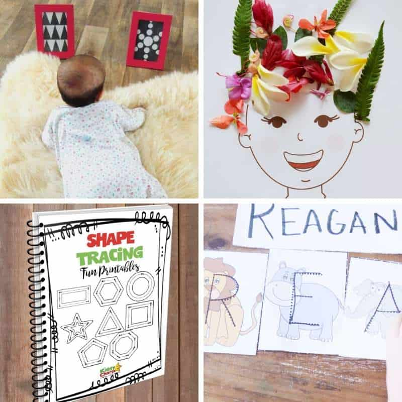 free printables for toddlers for learning and fun