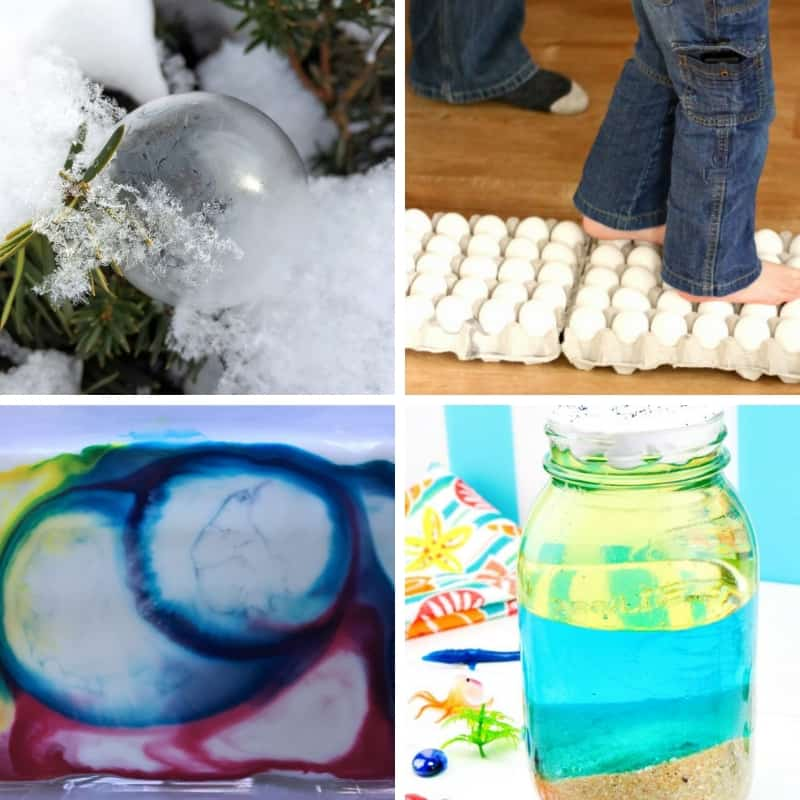 science activities for toddlers and preschoolers