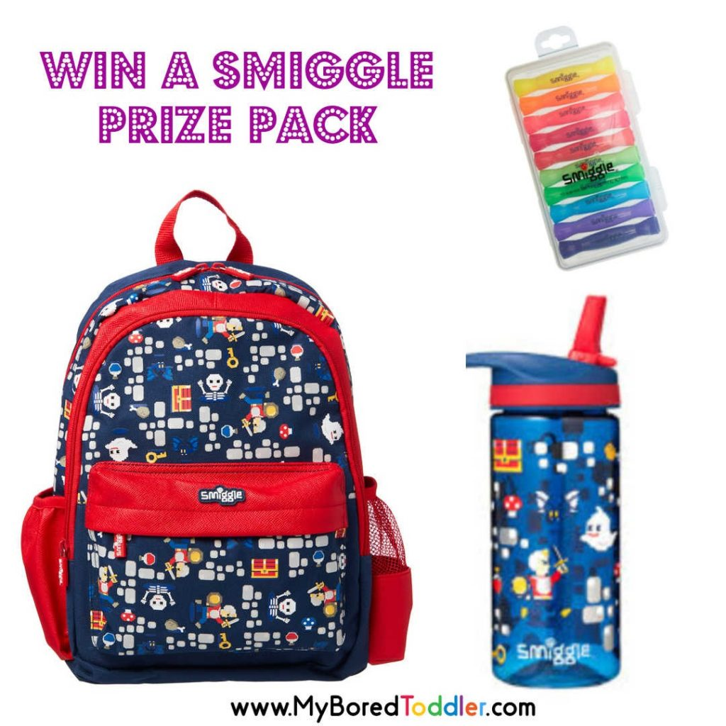 Smiggle Back To School Review + Giveaway