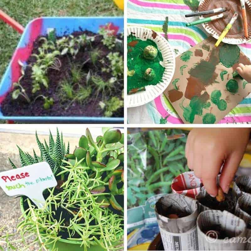 gardening activities for kids