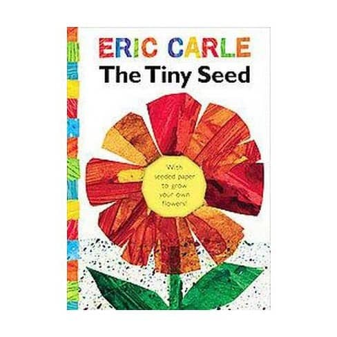 the tiny seed book eric carle