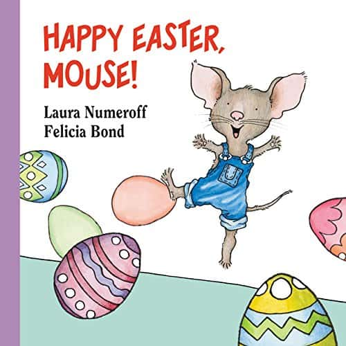 Happy Easter Mouse - best Easter books for toddlers