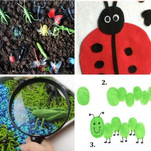 bug activities for toddlers