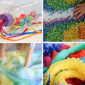 rainbow ideas for toddlers and preschoolers