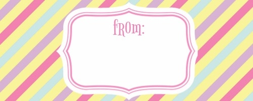 free printale easter treat bags marshmallows