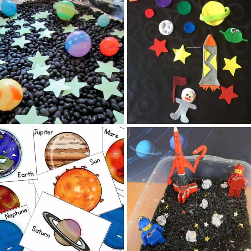 space ideas for activities with toddlers