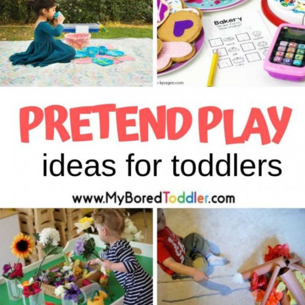 Pretend play ideas for toddlers feature