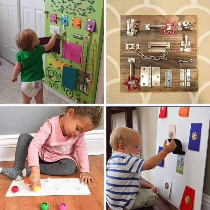 activity boards for toddlers