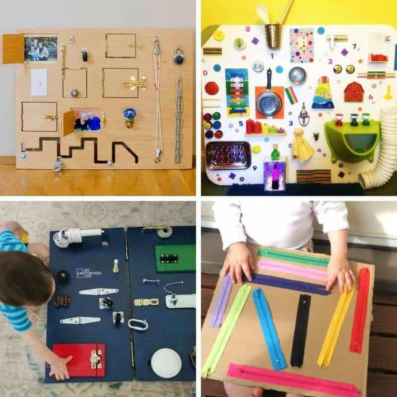 busy boards for toddlers