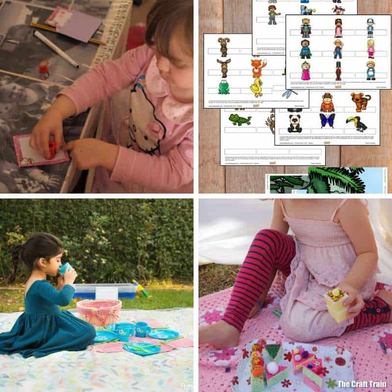 pretend play ideas for kids
