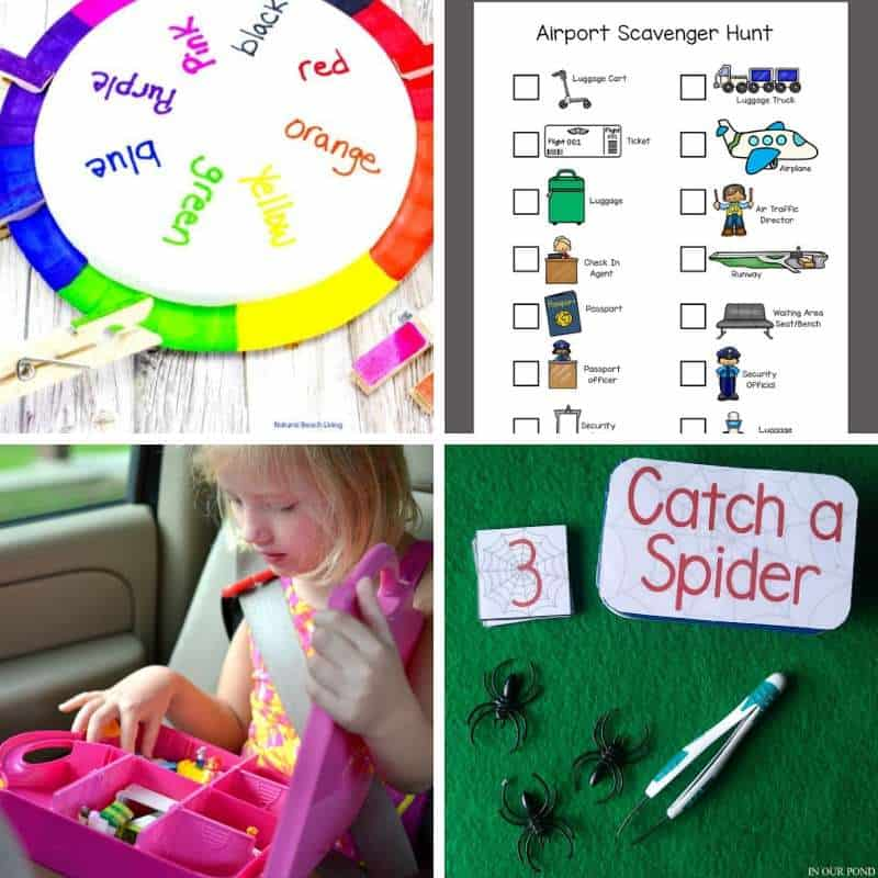 Activities To Keep Your Toddler Busy On A Plane My Bored Toddler