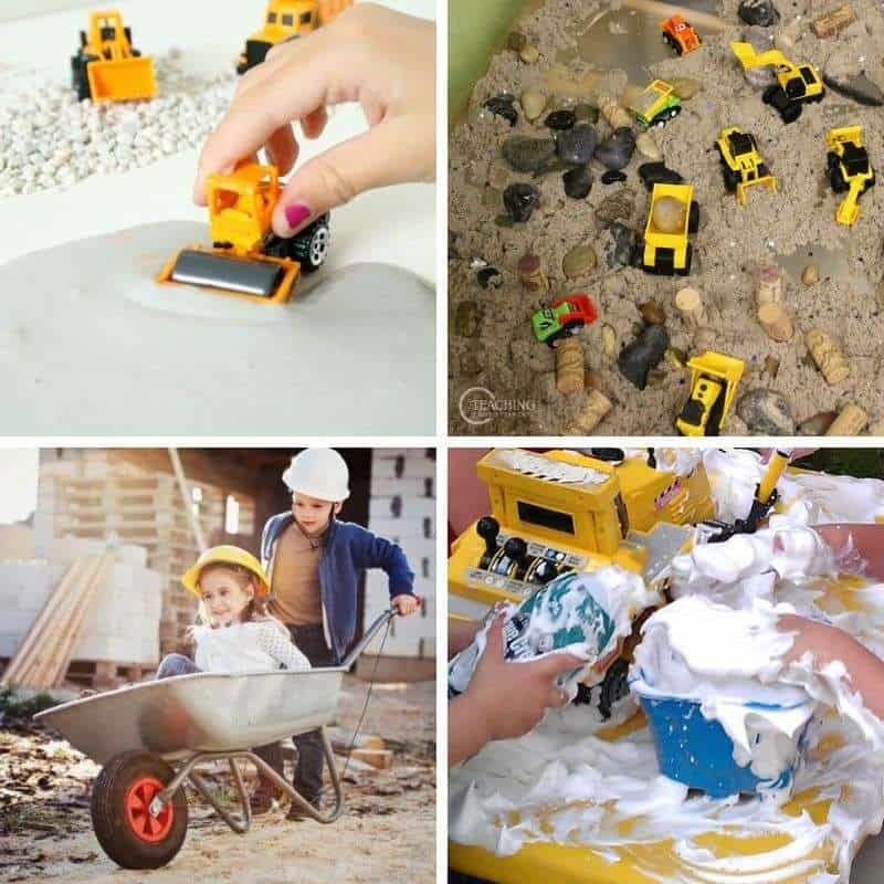 construction themed activities