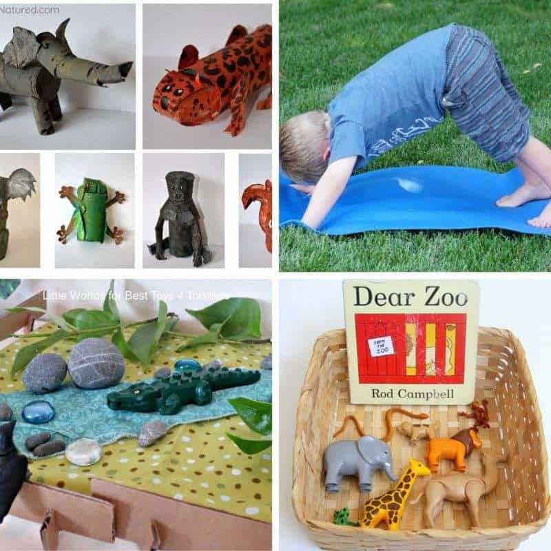 zoo themed activities for toddlers
