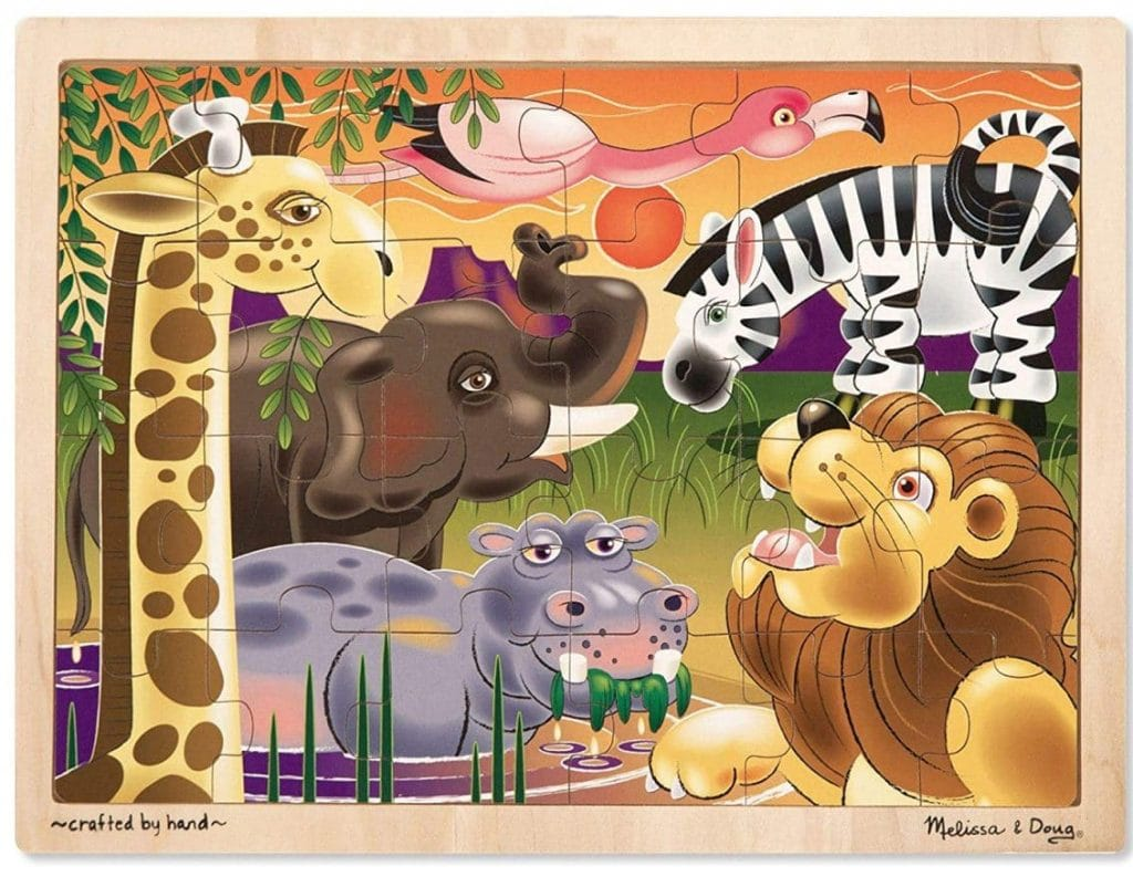 Melissa Doug Puzzles best toys for 3 year olds