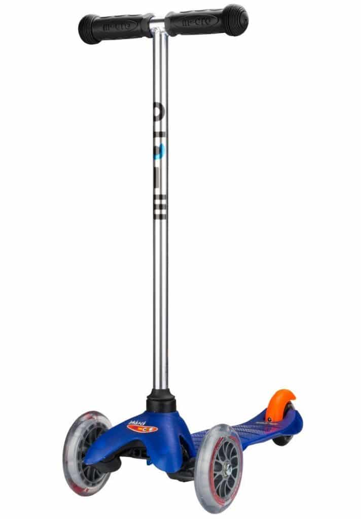 micro scooter - best toys or gifts for 3 year old toddlers