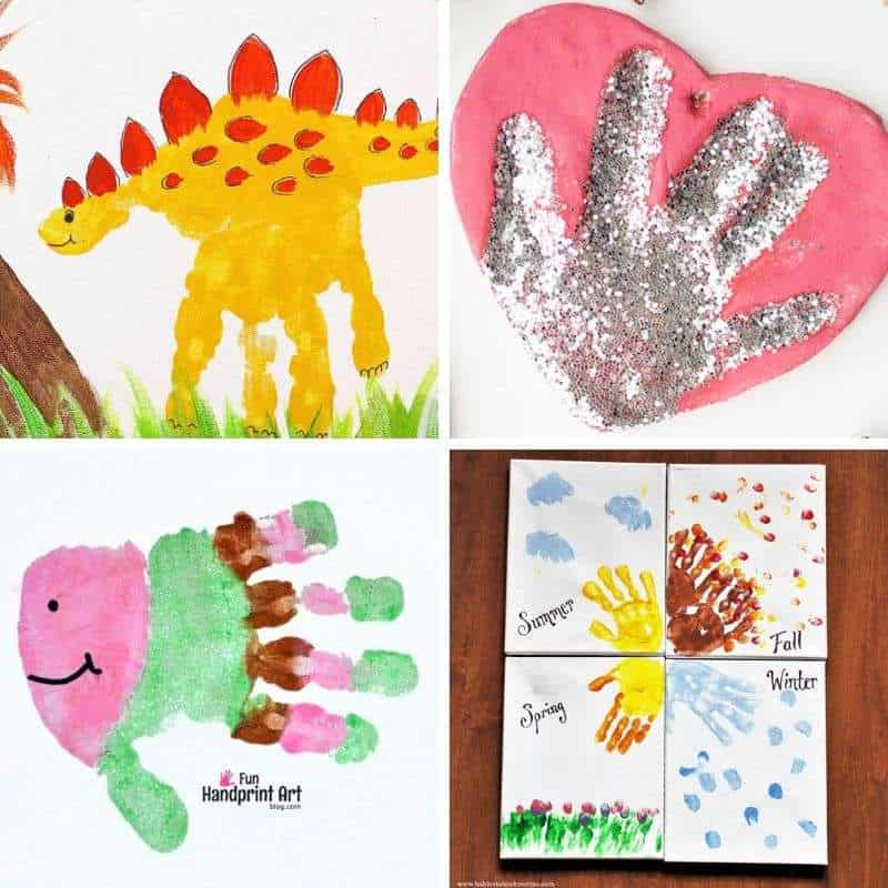 handprint crafts