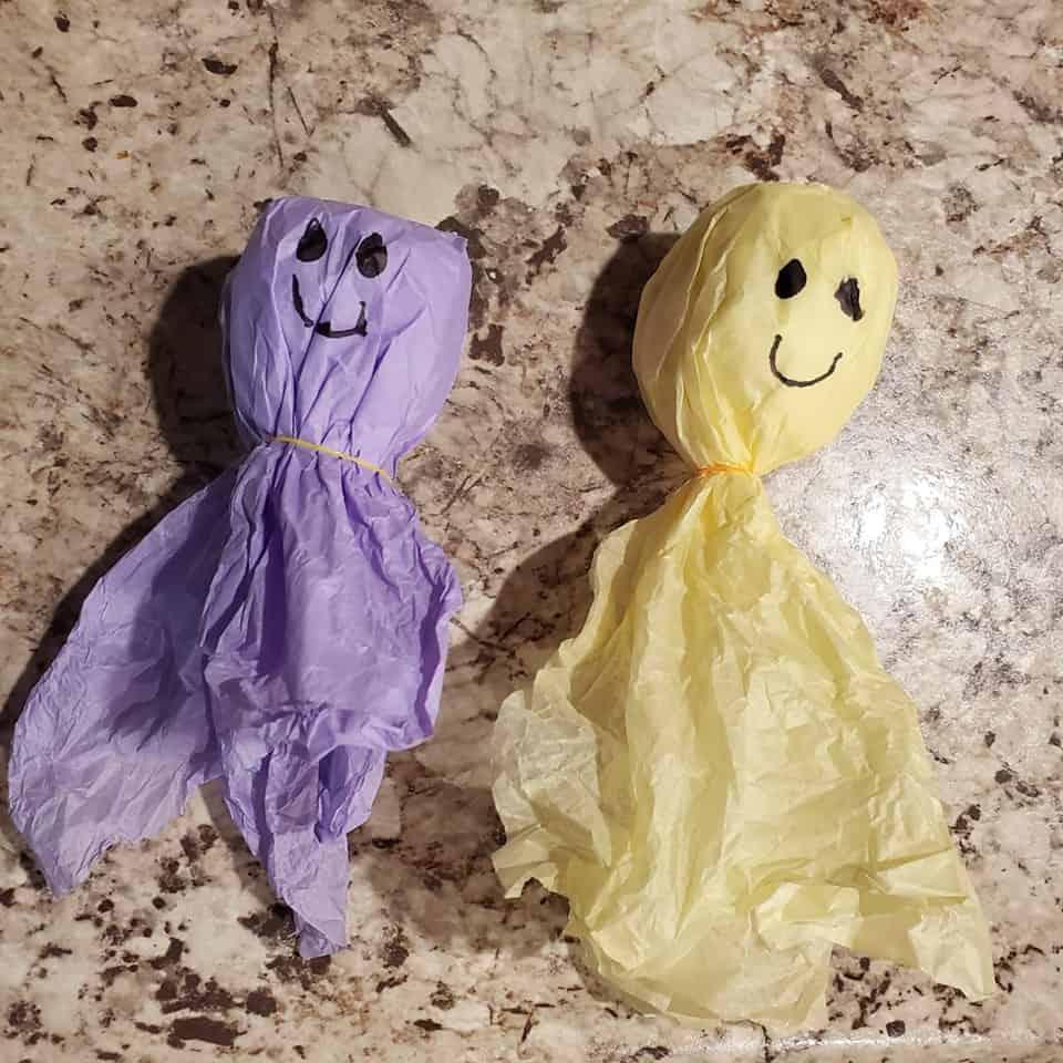 apple ghosts