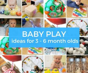 baby play ideas for 3 - 6 month olds facebook