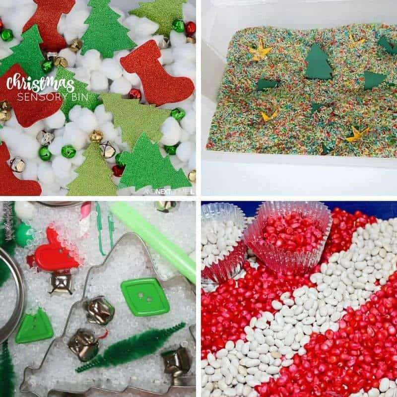 christmas sensory play ideas for kids