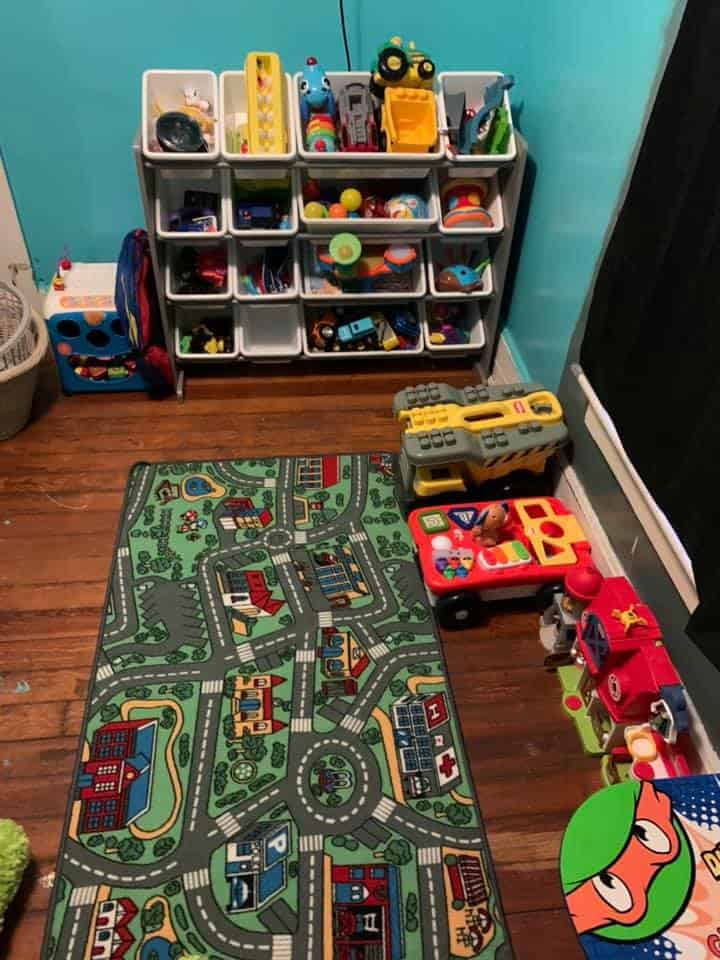 toy storage ideas for toddlers low cube storage easily accessible cathy
