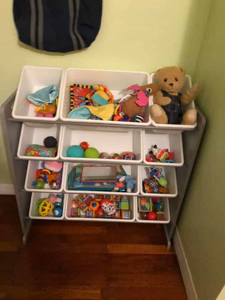 toy storage cubes