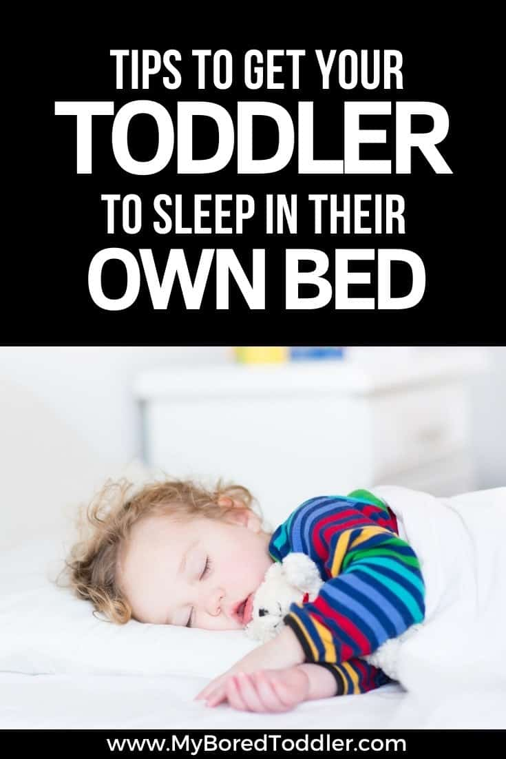 toddler sleep tips how to get your toddler to sleep in ...