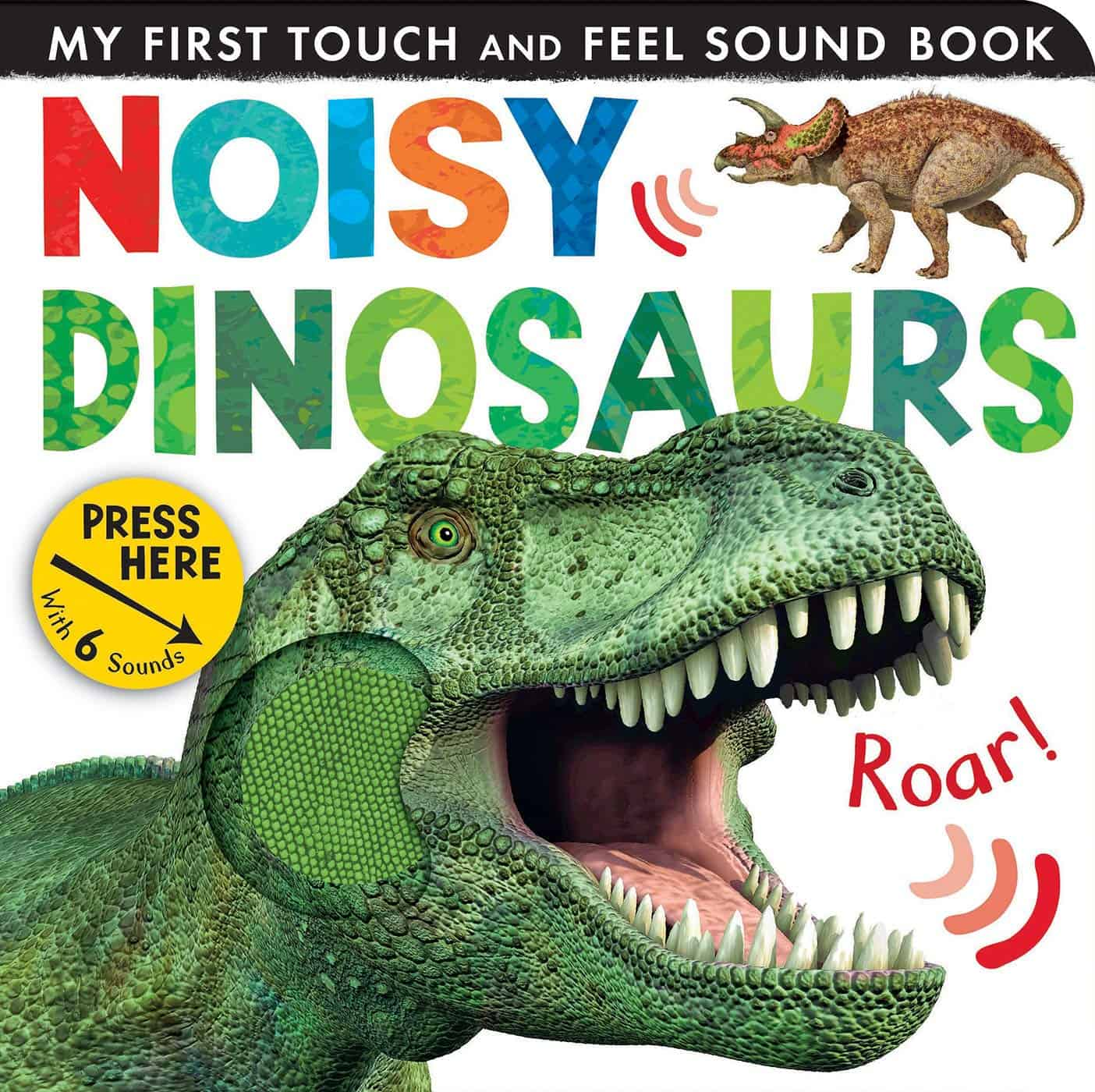 dinosaur roar book for toddlers
