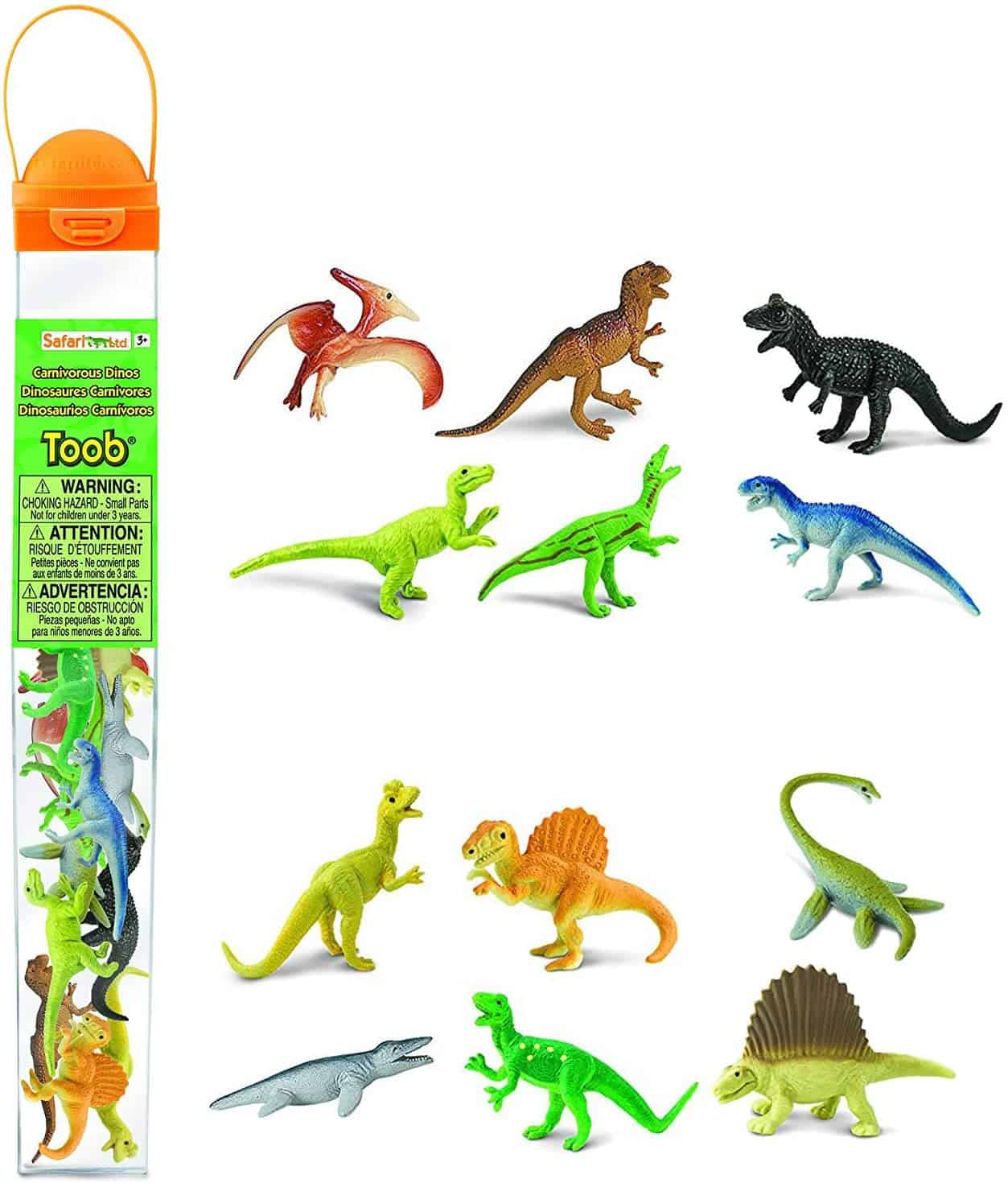 safari toobs dinosaurs