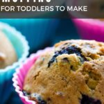 easy berry muffins for toddlers to make pinterest 2