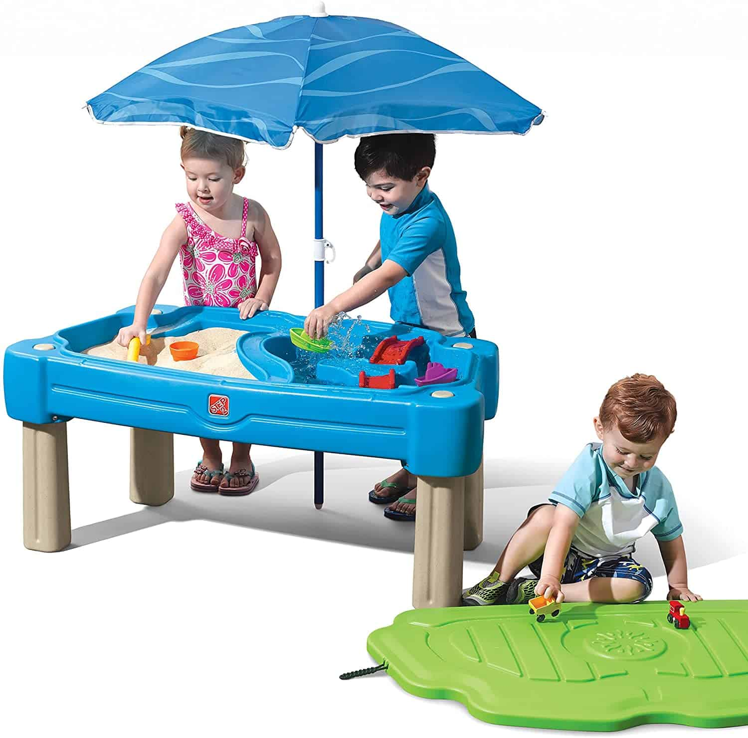 sand and water table outdoor toys for toddlers