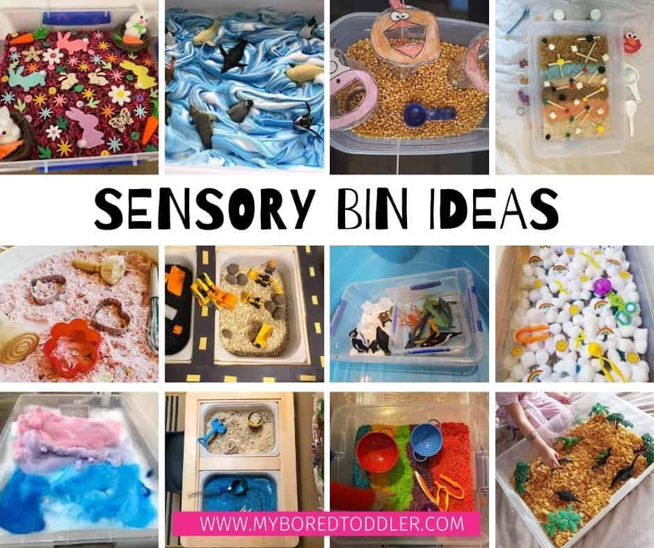 sensory bin ideas facebook