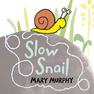 slow snail book for toddlers
