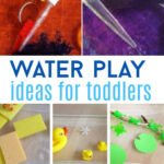water play activities and ideas for toddlers and babies water table ideas pinterest