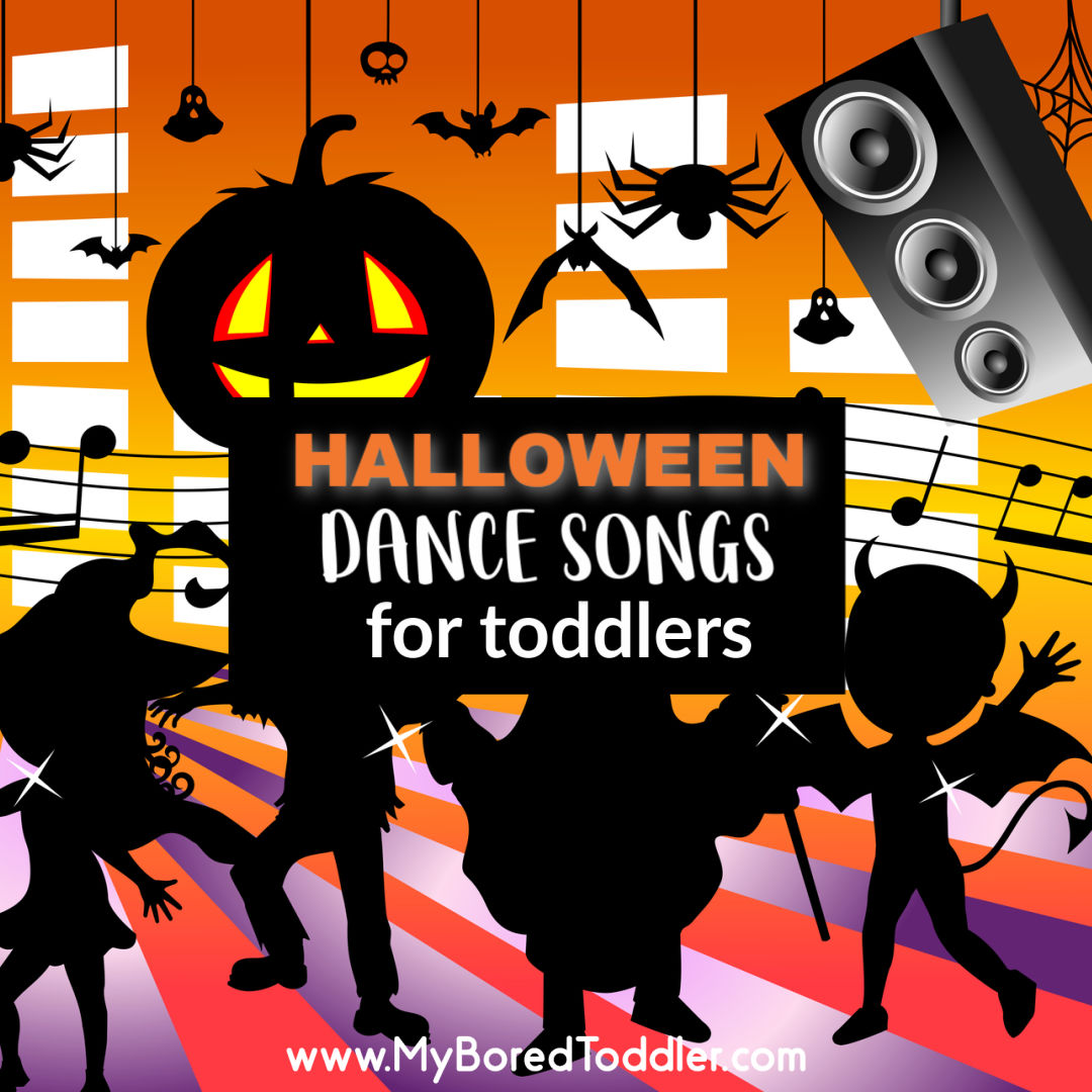 Halloween dance songs for toddlers instagram