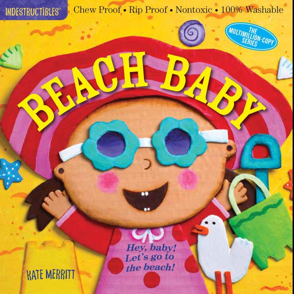 beach baby book