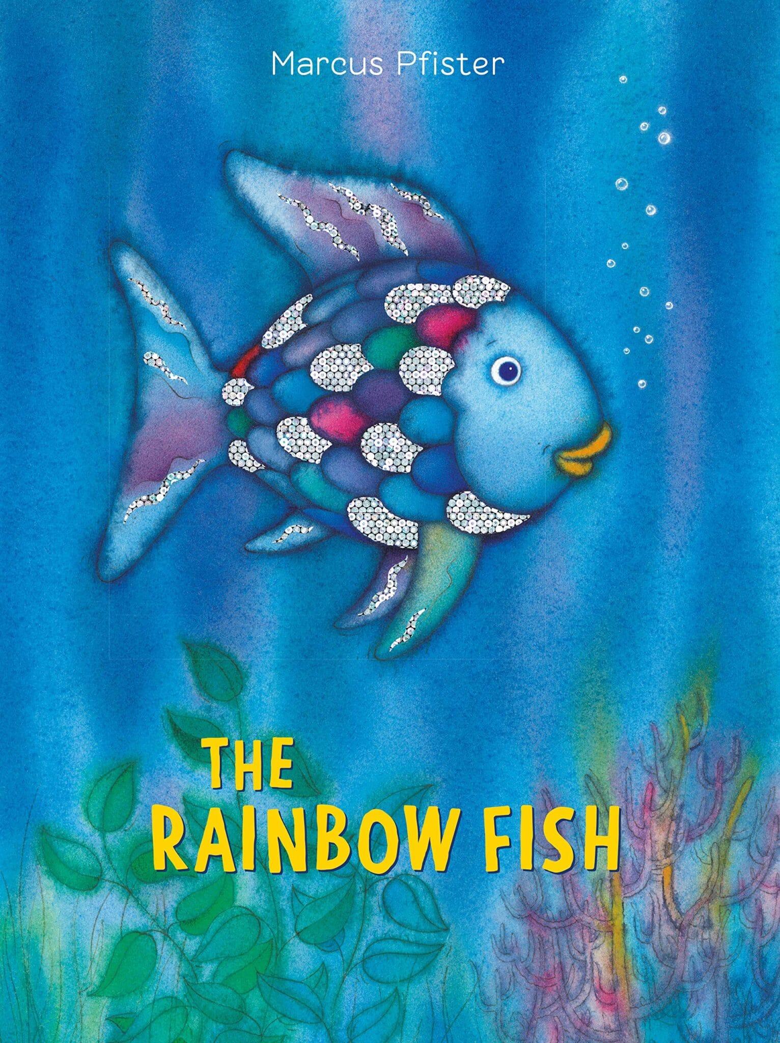 The Rainbow fish book