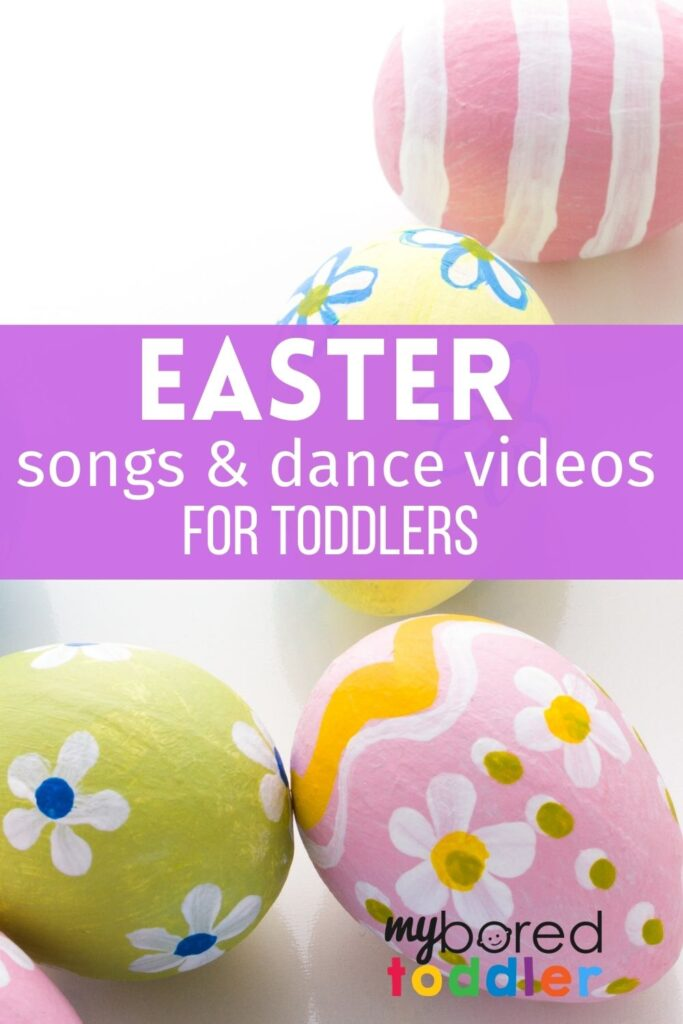 easter songs and dance videos for toddlers