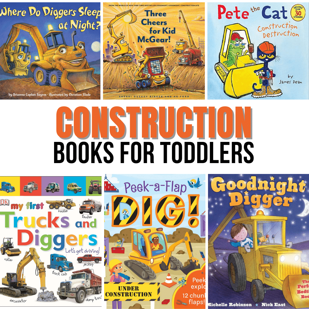 construction books for toddler