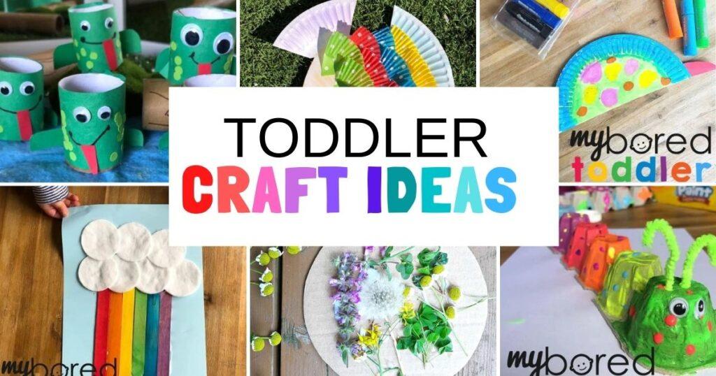 easy toddler craft ideas