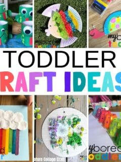 easy toddler craft ideas for 2 3 4 year olds