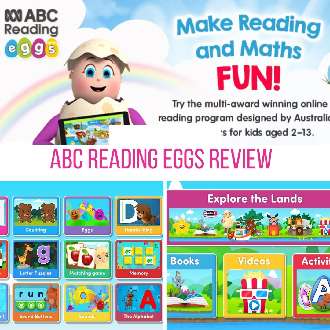 ABC Reading Eggs Review for Toddlers (and a free trial)